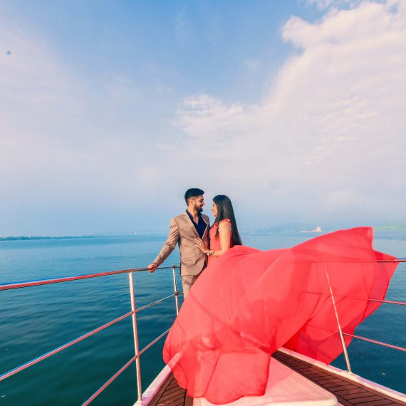 Pre Wedding Shoot Cost Udaipur