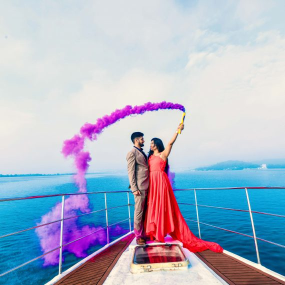 Pre Wedding Shoot Cost in Udaipur